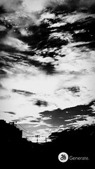, Cloud - Sky EyeEm Best Shots Streetphotography Lonely JustMe Only One Always (a25221479) Tags: cloudsky eyeembestshots streetphotography lonely justme only one always