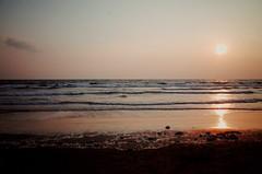 Sunset (Gai) Tags:    kamakura kanagawa japan  sea  seaside  sky   blue  sunset   beach