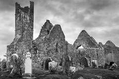 Beautiful remains, Mungret, Limerick. (Sean Hartwell Photography) Tags: mungret church limerick countylimerick ireland ruins decay religion religious graveyard cemetery stormclouds stormy rain mungretabbey