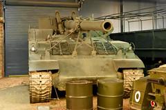 M40 115mm Self-Propelled Gun (Bri_J) Tags: landwarfarehall iwm duxford cambs uk iwmduxford nikon d7200 m40 115mm selfpropelledgun artillery coldwar