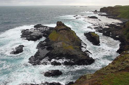 20160922_0196 rocky coast on Phillip Island