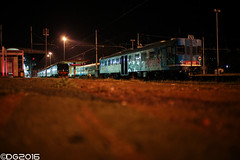 FS ALn668.1201 (DavideEos) Tags: eisenbahn ferrovia railway treno train zug merci freight binari domodossola sempione
