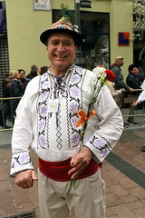 JMF288534 Zaragoza -Rumanos en la fiesta del Pilar 2016 (JMFontecha) Tags: jmfontecha jessmarafontecha jessfontecha folklore folclore fiesta festival feria tradicin tradiciones etnografa espaa spain