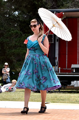 Burger Fuel New Brighton Rockabilly Show and Shine 2016 (stephen trinder) Tags: burger fuel new brighton rockabilly show shine 2016 burgerfuelnewbrightonrockabillyshowandshine2016 women style fashion female pose cool clothing twirl