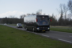 South West Tours 55 (Mercedes Benz Tourismo) ([Publicer Transport] Ricardo Diepgrond) Tags: south west tours 55 mercedes benz tourismo bus touringcar lelystad opstel lesbus