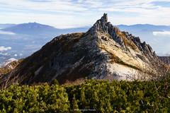 Mt.Jiz-dake Obelisk (Masayuki Nozaki) Tags: mountains landscape alps japan ngc