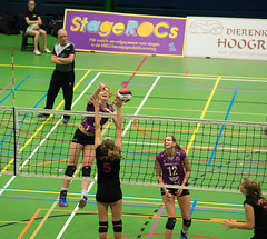 1B260911-2 (roel.ubels) Tags: vv utrecht eurosped galgewaard volleybal volleyball 18 finale nationale beker