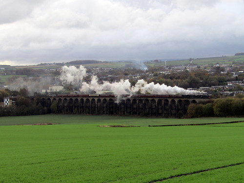 The Tin Bath, Penistone Viaduct 2016