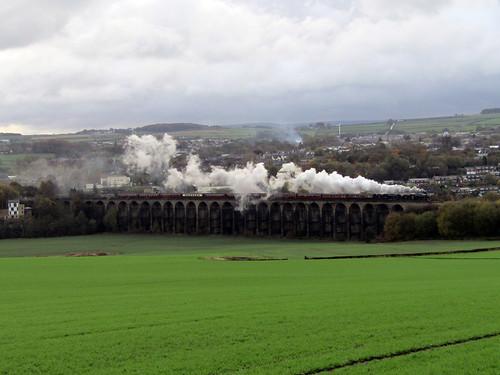 The Tin Bath, Penistone Viaduct 2016