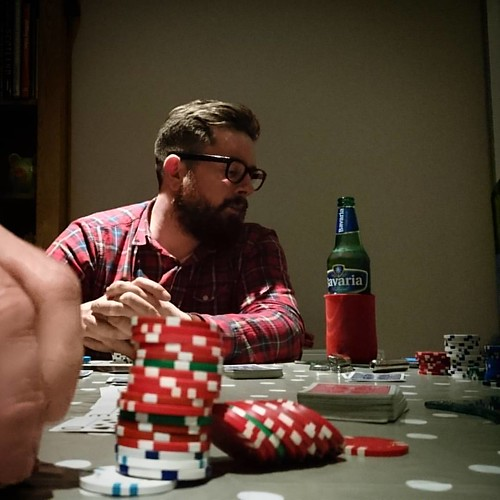 Controversially toppled...  #poker