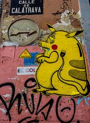 Wall  (Valencia) (Olympus OMD EM5II & mZuiko 12-40mm f2.8 Pro Zoom) (1 of 1) (markdbaynham) Tags: valencia valencian spain spainish city urban metropolis street es espana espanol oly olympus omd em5 em5ii csc evil mirrorless mft m43 m43rd micro43 micro43rd microfourthirds mz zd mzuiko zuikolic zuiko 1240mm f28 pro zoom