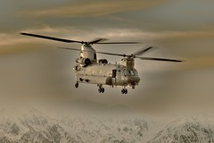 (aeroman3) Tags: royalairforce raf equipment aircraft transport helicopter chinook operation op campaign herrick afghanistan afganistan helmand