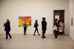 At The Saatchi Gallery (mugford6120) Tags: saatchi gallery london ef24105 canon eos 5d mkii