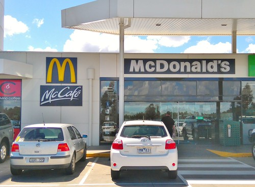 McDonald's Packenham Freeway