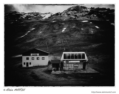 Station de Ski - Candandchu