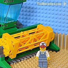 lego john deere tractor instructions