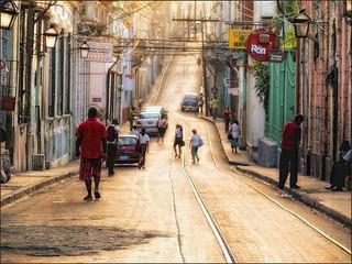 Santiago de Cuba in the Morning Light