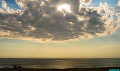 HumidityCanBePretty (mcshots) Tags: usa california socal losangelescounty summer sunset coast sky clouds hot humid evening sun 2015 stock mcshots