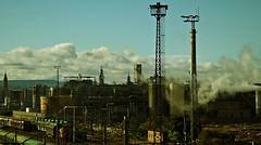 Pollution (portalealba) Tags: zaragoza aragon espaa spain portalealba pentax pentaxk50 1001nights 1001nightsmagiccity