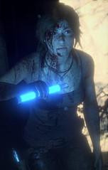 Adventures of Lara Croft (r4ng3r12) Tags: lara laracroft croft cave glowstick dark rottr riseofthetombraider 4k