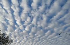 Turbulence (Chic Bee) Tags: turbulence clouds structure tucson arizona usa