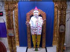 Ghanshyam Maharaj Mangla Darshan on Wed 23 Nov 2016 (bhujmandir) Tags: ghanshyam maharaj swaminarayan dev hari bhagvan bhagwan bhuj mandir temple daily darshan swami narayan mangla