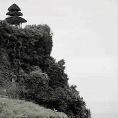 Uluwatu 1 (richardha101) Tags: bali indonesia asia coast beach cliffs temple hindu water ocean nature travel wanderlust bw blackandwhite uluwatu monochrome