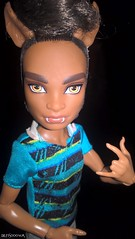Clawd Wolf (You_Are_Not_Alone) Tags: monsterhigh polishdolls monsterboys manster clawdwolf packoftrouble myfav♥