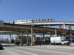 20080406 05 CTA Orange Line L near 18th & State Sts. (davidwilson1949) Tags: chicago illinois cta rapidtransit transit