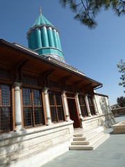Konya - Mevlana Turbesi, detail (4) (damiandude) Tags: rumi dervish sufi
