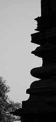 Stone pillar (xerx_pictive) Tags: stone carving temples proportion shapes