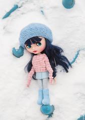 Curly Blue Babe (CBB)