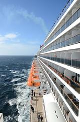 Sea Day (Vintage Alexandra) Tags: queen mary 2 qm2 ship ocean liner maritime transatlantic crossing cunard travel cruise atlantic