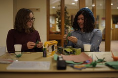 Thank_the_Earth's_giving_cocoa_crafts_community_dec_5 (Macalester College) Tags: thanktheearthsgiving cocoacraftscommunity december5