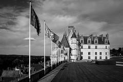 Château d'Amboise (Christophe A.) Tags: nikon d7100 castle france blackwhite noirblanc bw nb château amboise