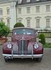 Retro Classics meets Barock 2013 in Ludwigsburg - It´s raining in the park!