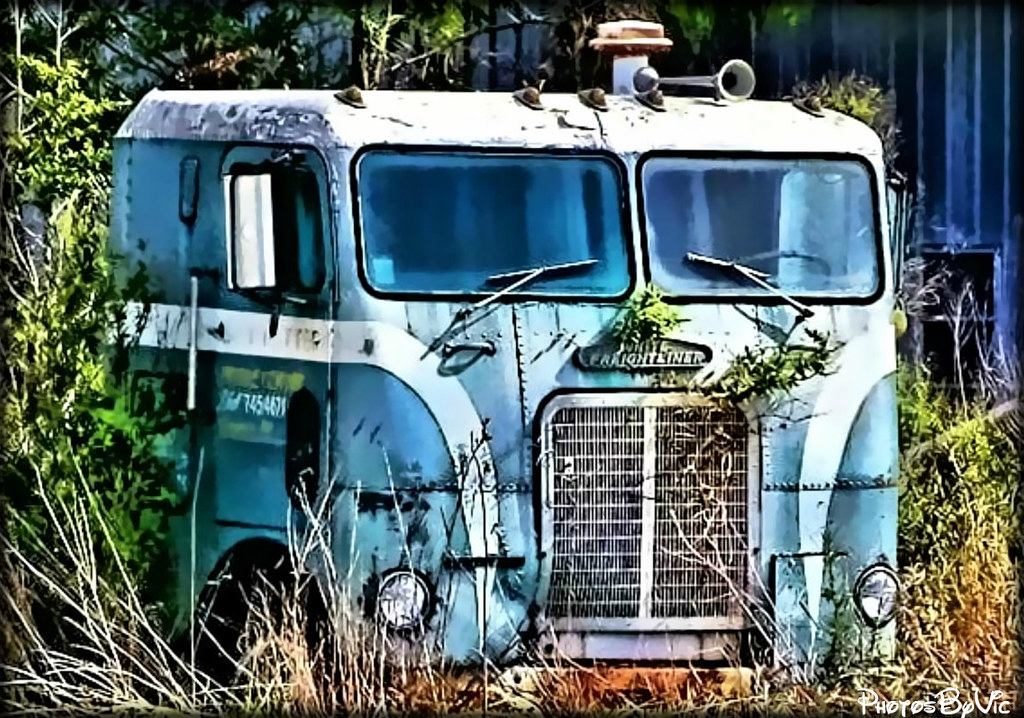the world u0026 39 s best photos of abandoned and freightliner