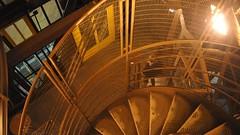 Eiffel Tower Staircase, 7th arrondissement, Paris, Ile-de-France