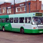 Sunderland Park Lane - Wear Buses FTN701W