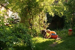 metselen (merciekes) Tags: cis tuin buitenspelen speelnatuur