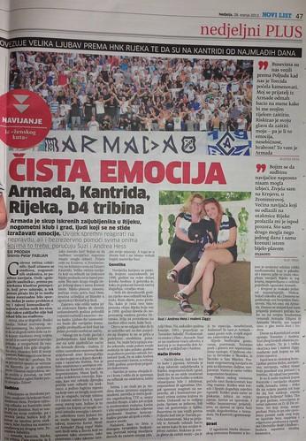 Čista emocija (Novi List, 28.07.2013)