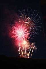 Wednesday Fireworks, Blackgang Chine (Chi Bellami) Tags: colour digital nikon fuji fireworks fujifilm nikkor 1870mm s5pro