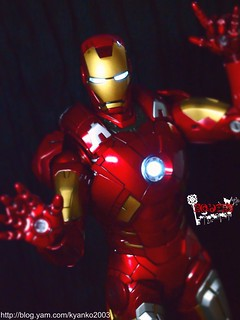 Hot Toys The Avengers Mark VII