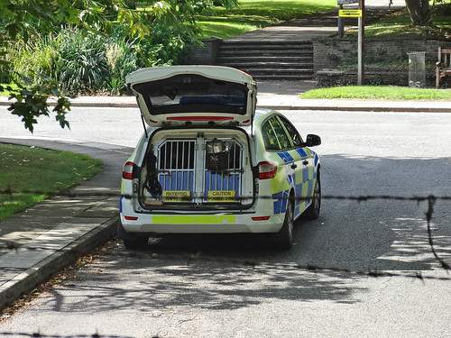Gwent Police Vehicle Mamhilad Park, Pontypool 4 September 2013