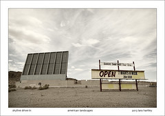 skyline drive-in (_RedShoesGirl_) Tags: theater barstow oldhighway58 skylinedrivein