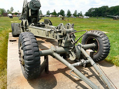 "M115 203mm Howitzer (10) • <a style=""font-size:0.8em;"" href=""http://www.flickr.com/photos/81723459@N04/9706425377/"" target=""_blank"">View on Flickr</a>"