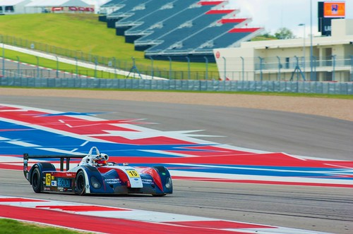 Alan Wilzig Racing COTA IMSA Lites 2013 International Sportscar Weekend