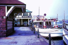 67 134 060567 Lakeside Teal Steamer (The KDH archive) Tags: teal lakeside 1967 steamer