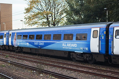 L11325TF (Flash_3939) Tags: blue sky train advertising railway advert hd promotional eastcoast 225 ec tf livery mk4 class91 skyhd coachl 91125 82216 wakefieldwestgate 11325