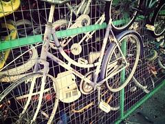 Απόσυρση ποδηλάτων